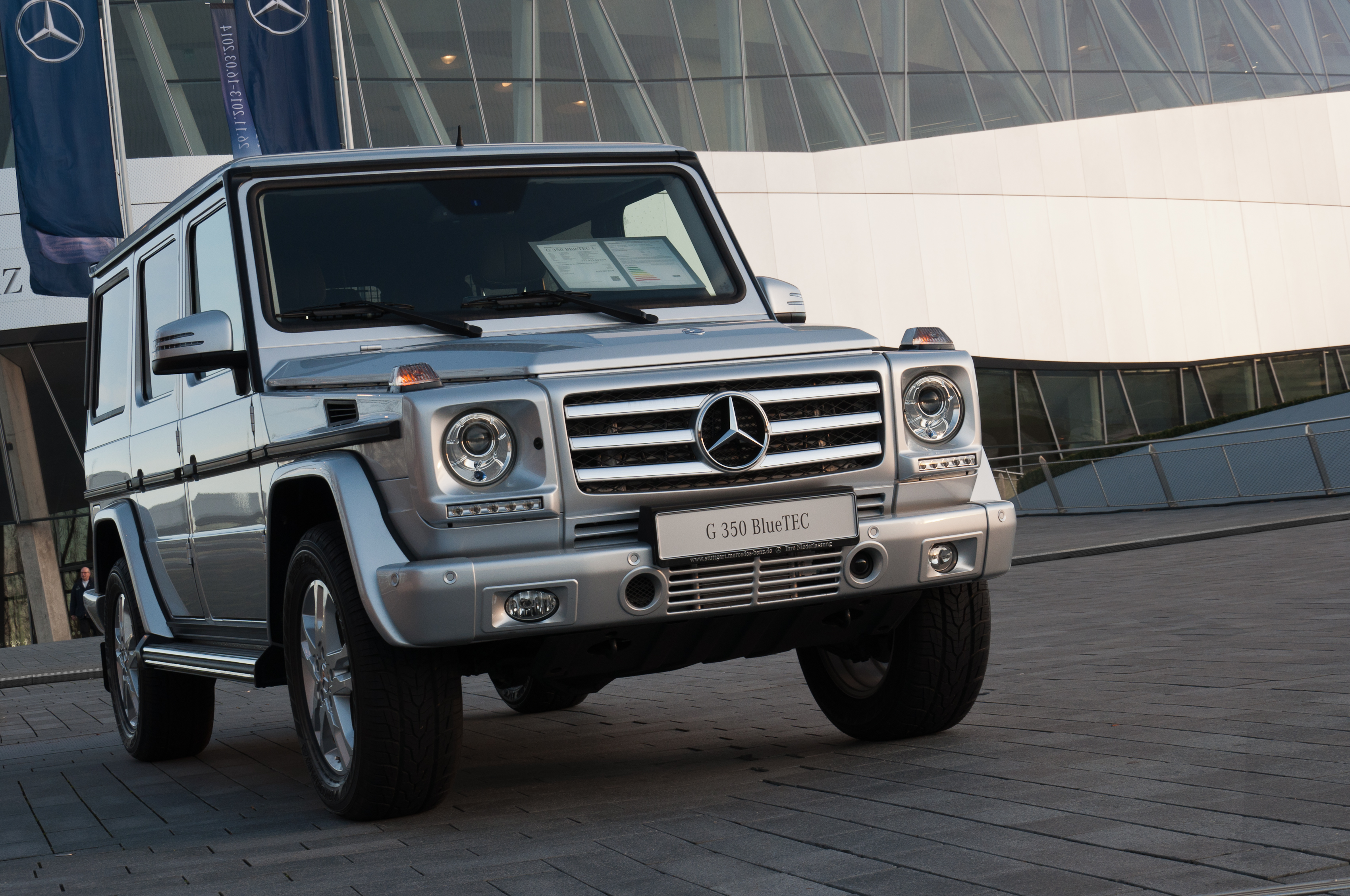 File:Mercedes-Benz W463 G 350 BlueTEC 06 Mercedes-Benz Museum.jpg ...