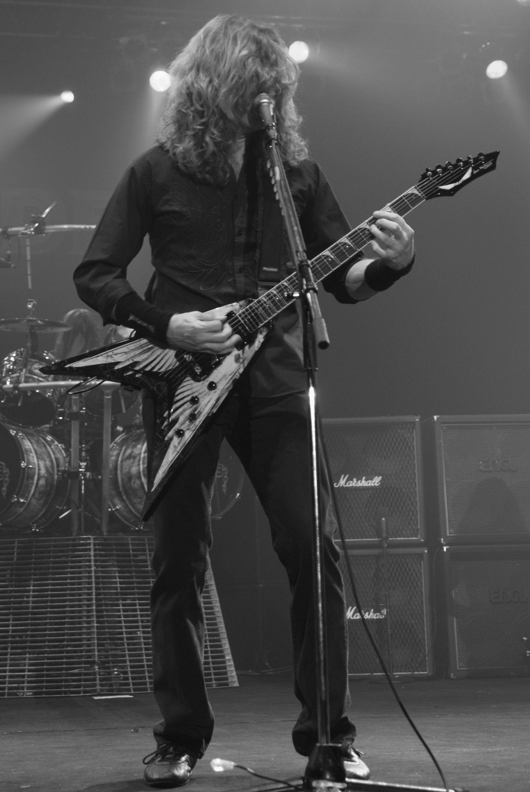 Muchas Fotos de Dave Mustaine