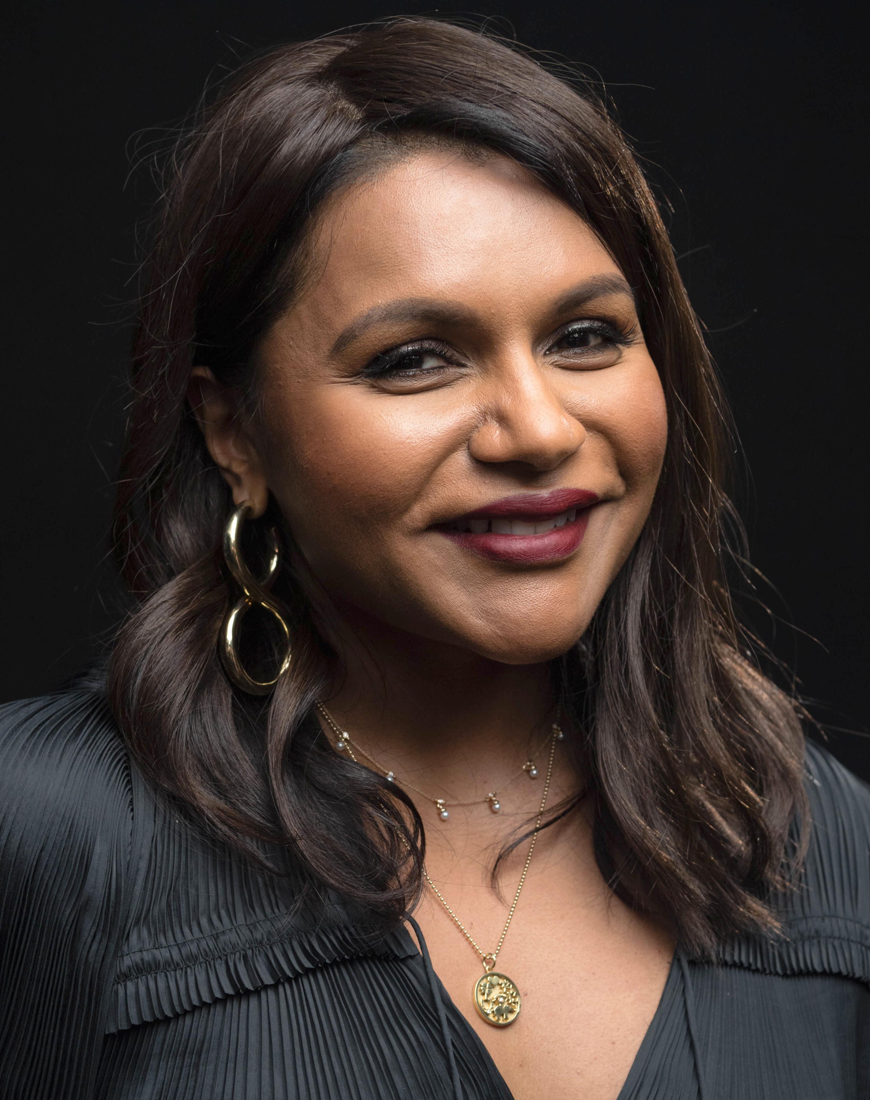 Mindy Kaling - Wikipedia