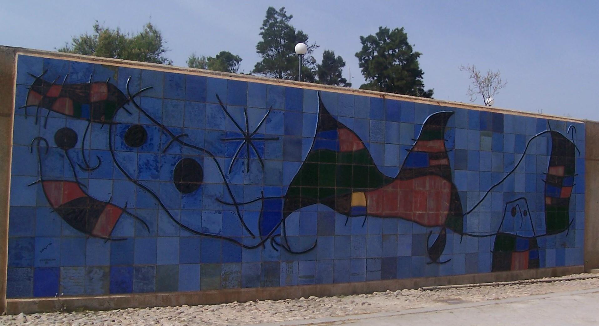 Резултат с изображение за Joan Miro i Ferra palma de