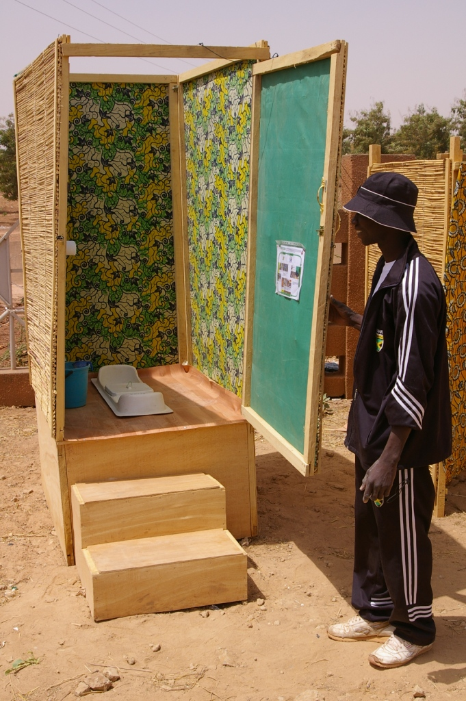 File:Mobile light-weight urine-diverting dry toilet (UDDT) at film ...