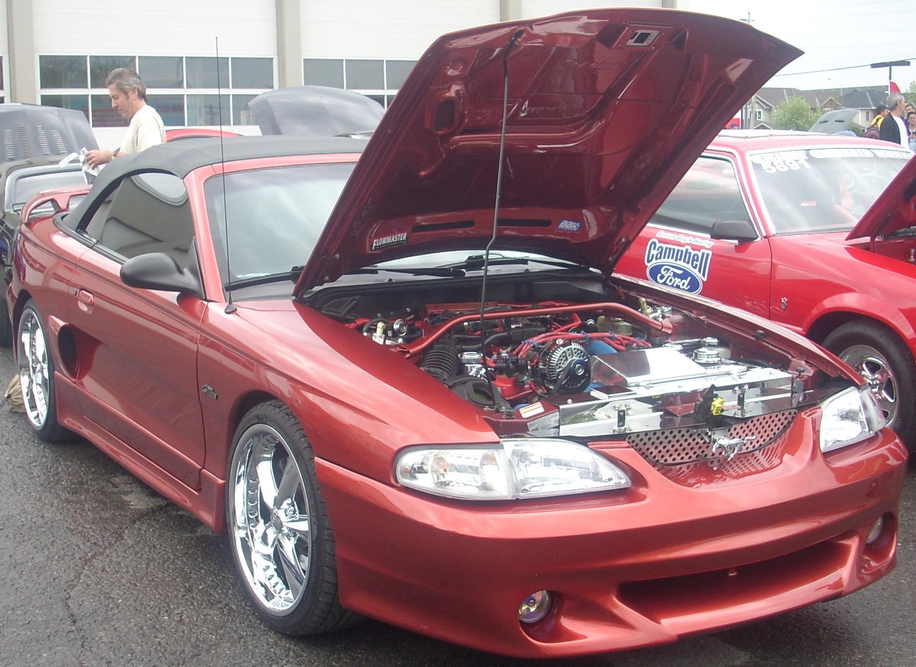 File Modded Sn95 Ford Mustang Gt Liftback Sterling Ford