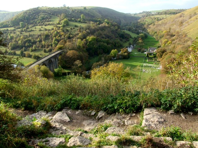 Monsal Dale, Monsal Head - geograph.org.uk - 1589853