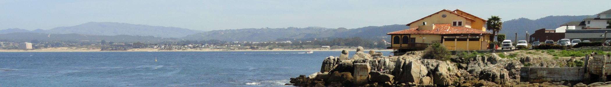 San Jose Monterey Map%0A Monterey