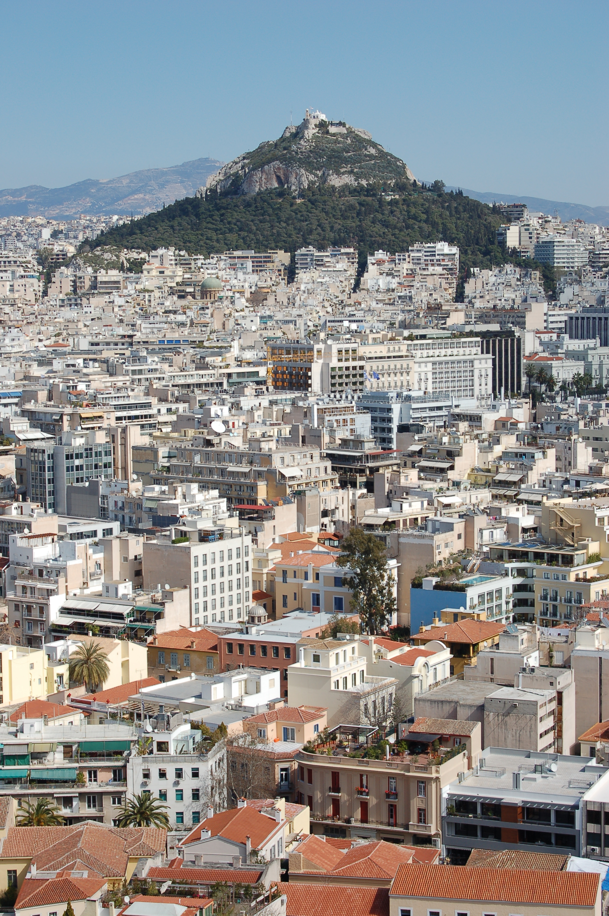 File:Mount Lycabettus.jpg - Wikipedia