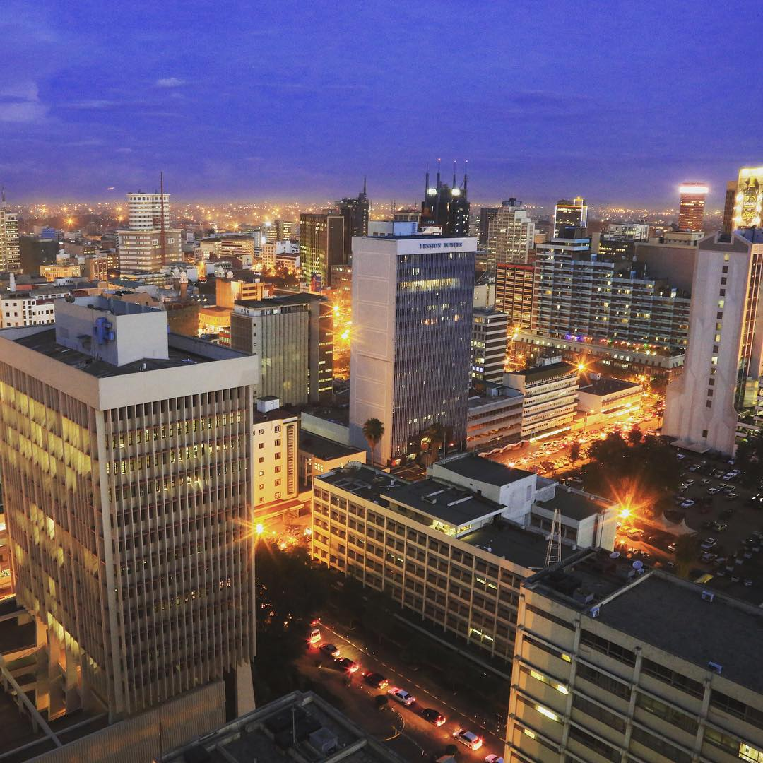 Economy of Kenya - Wikipedia