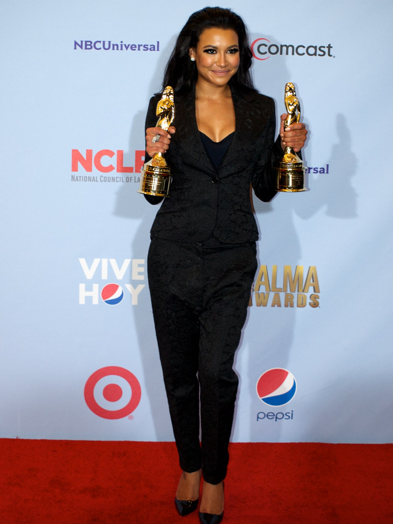 Watch Naya Rivera video