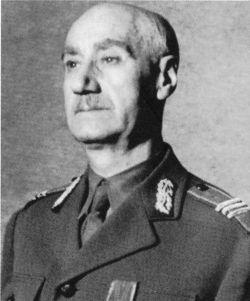 Nicolae Rădescu Prime Minister of Romania