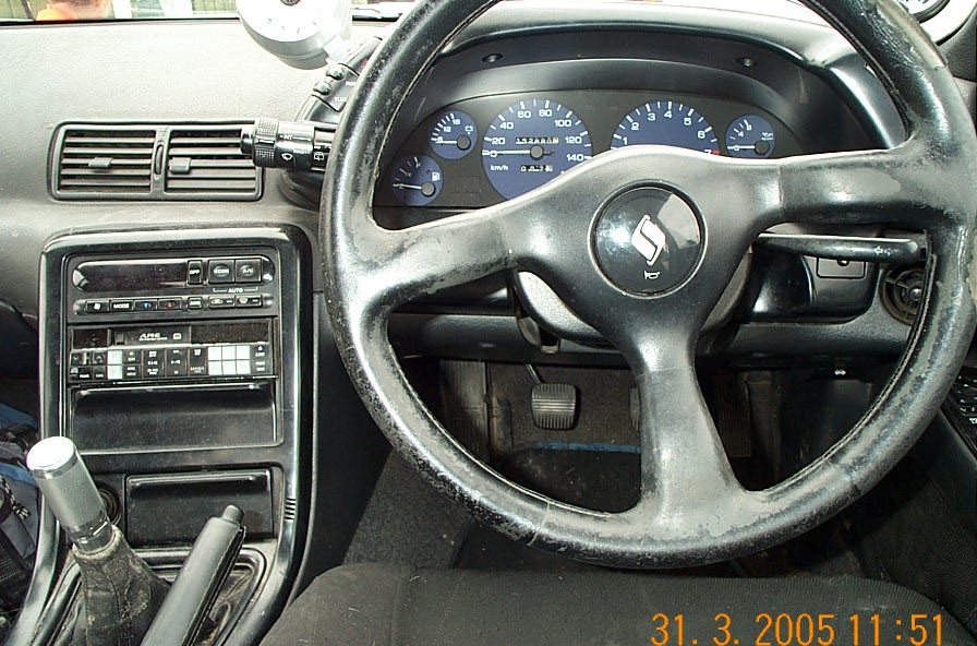 File Nissan Skyline R32 Inside View By Spinnanz From