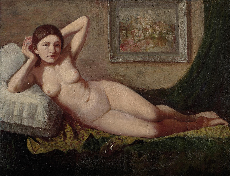 File:Nude, by Li Mei-shu (1946).jpg - Wikimedia Commons
