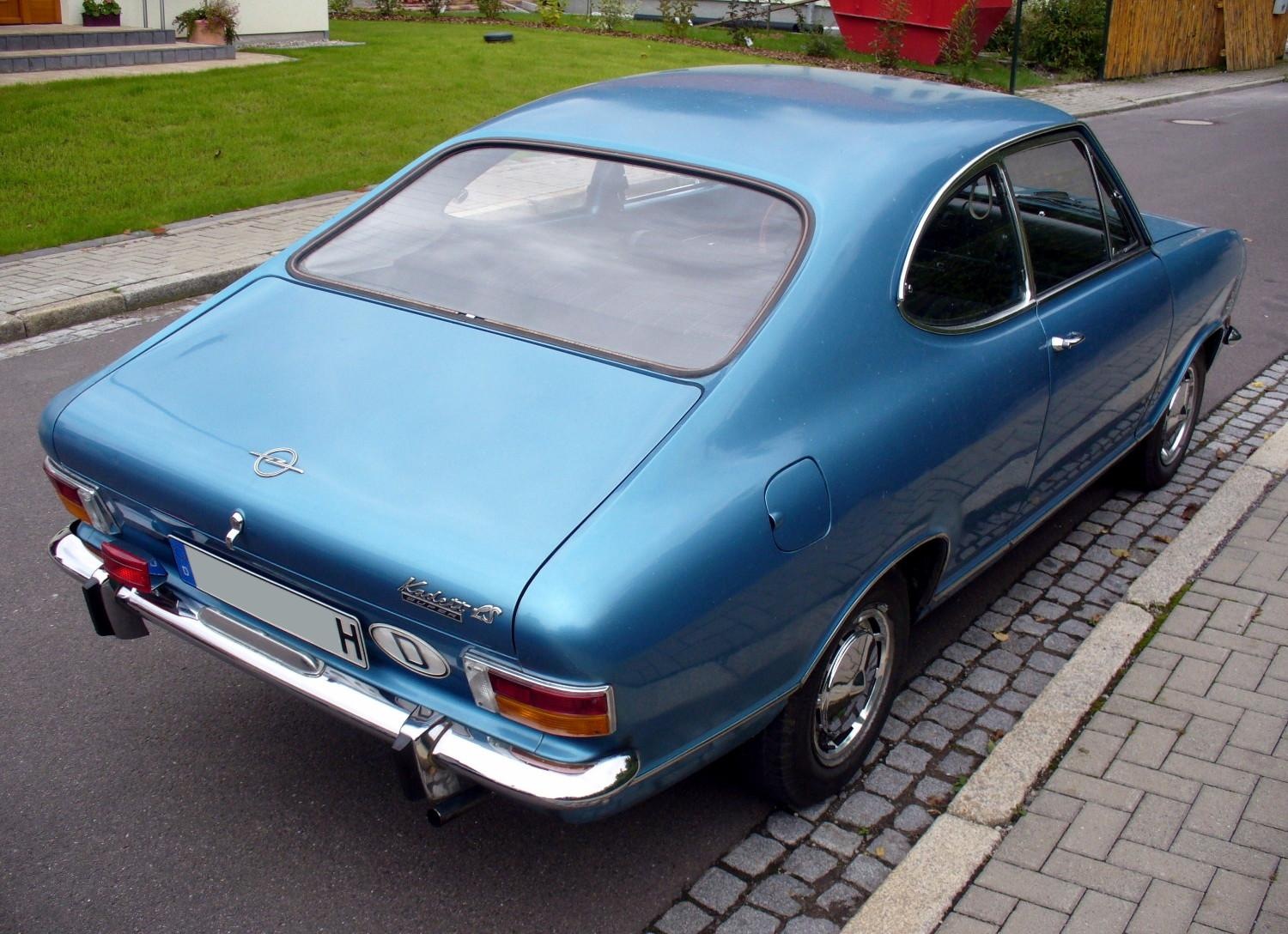 file opel kadett b coup super ls heck jpg wikimedia commons. Black Bedroom Furniture Sets. Home Design Ideas