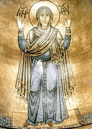 После Батыева разорения София Киевская номинально считалась митрополичьей кафедрой, но фактически пустовала.