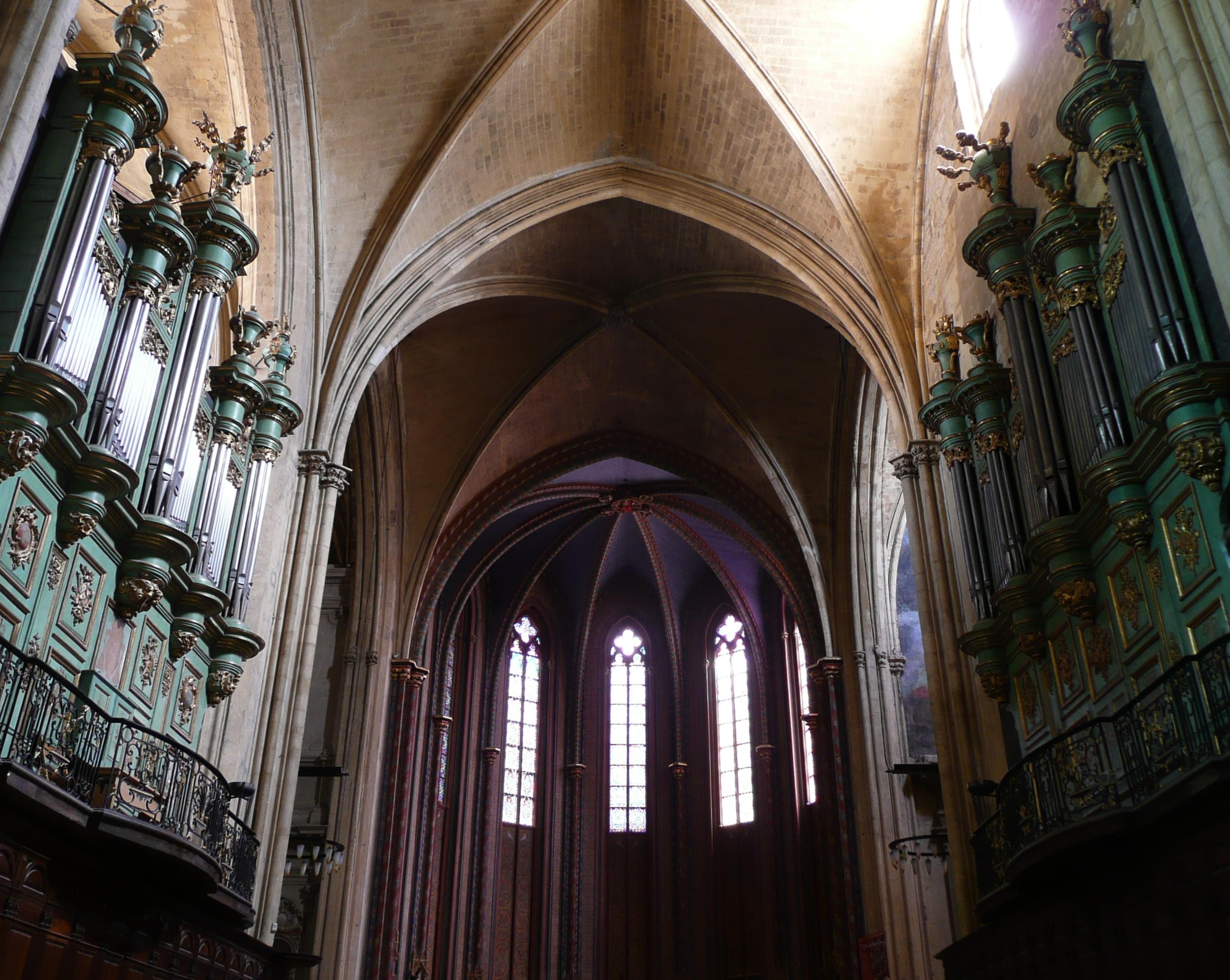 File Orgue D Aix En Provence Cath 233 Drale St Sauveur Les 2