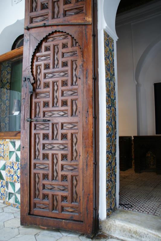 Fichier ouvrant porte casbah wikip dia for Porte d entree fer forge algerie