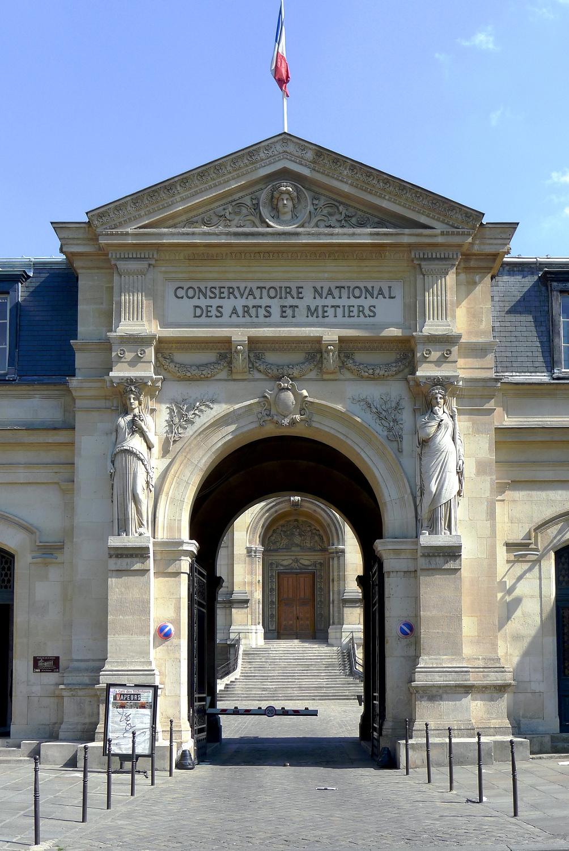 Conservatoire national des arts et m tiers wikidata - Chambre des metiers de l ain ...