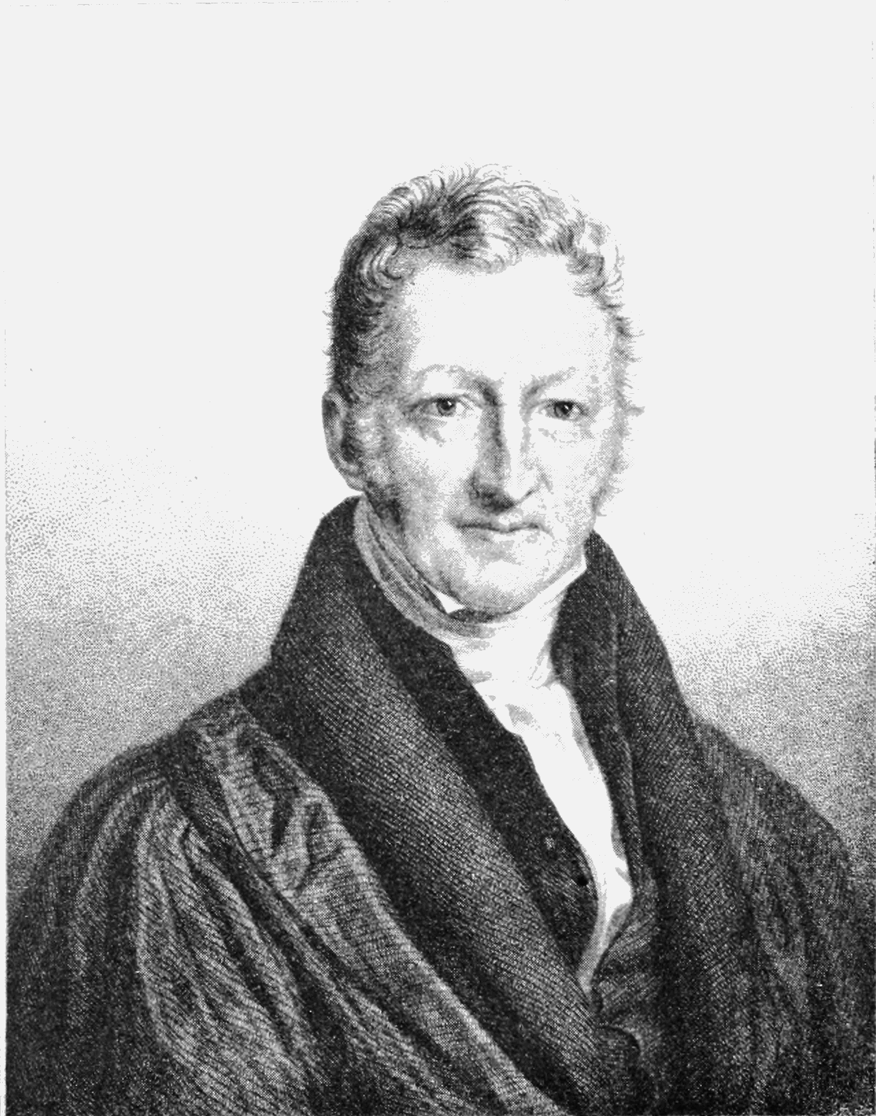 robert jones malthus an essay