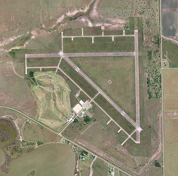 Palacios Municipal Airport