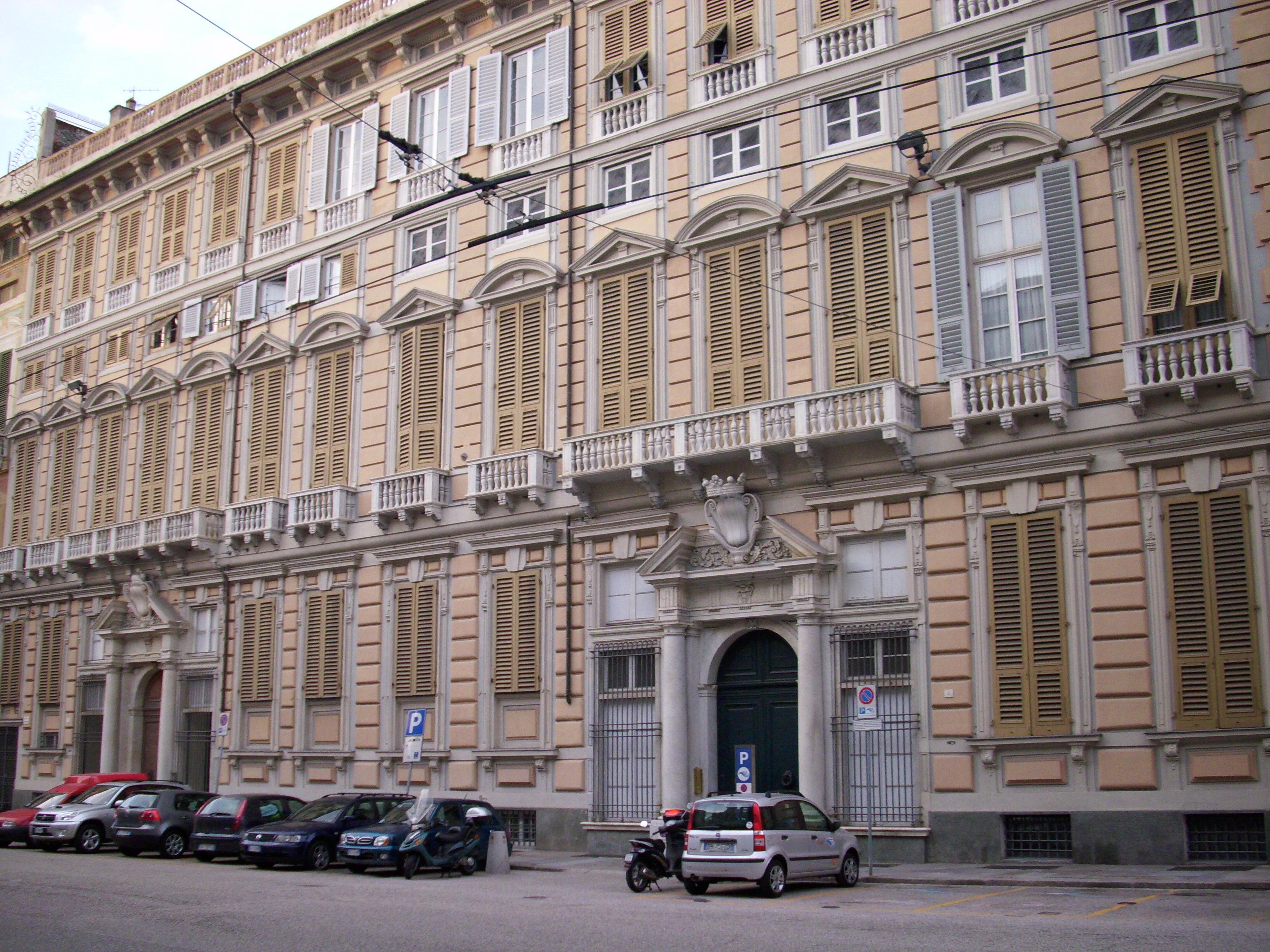 Palazzo Negrone Genova 01 Palazzo Negrone Genova 01