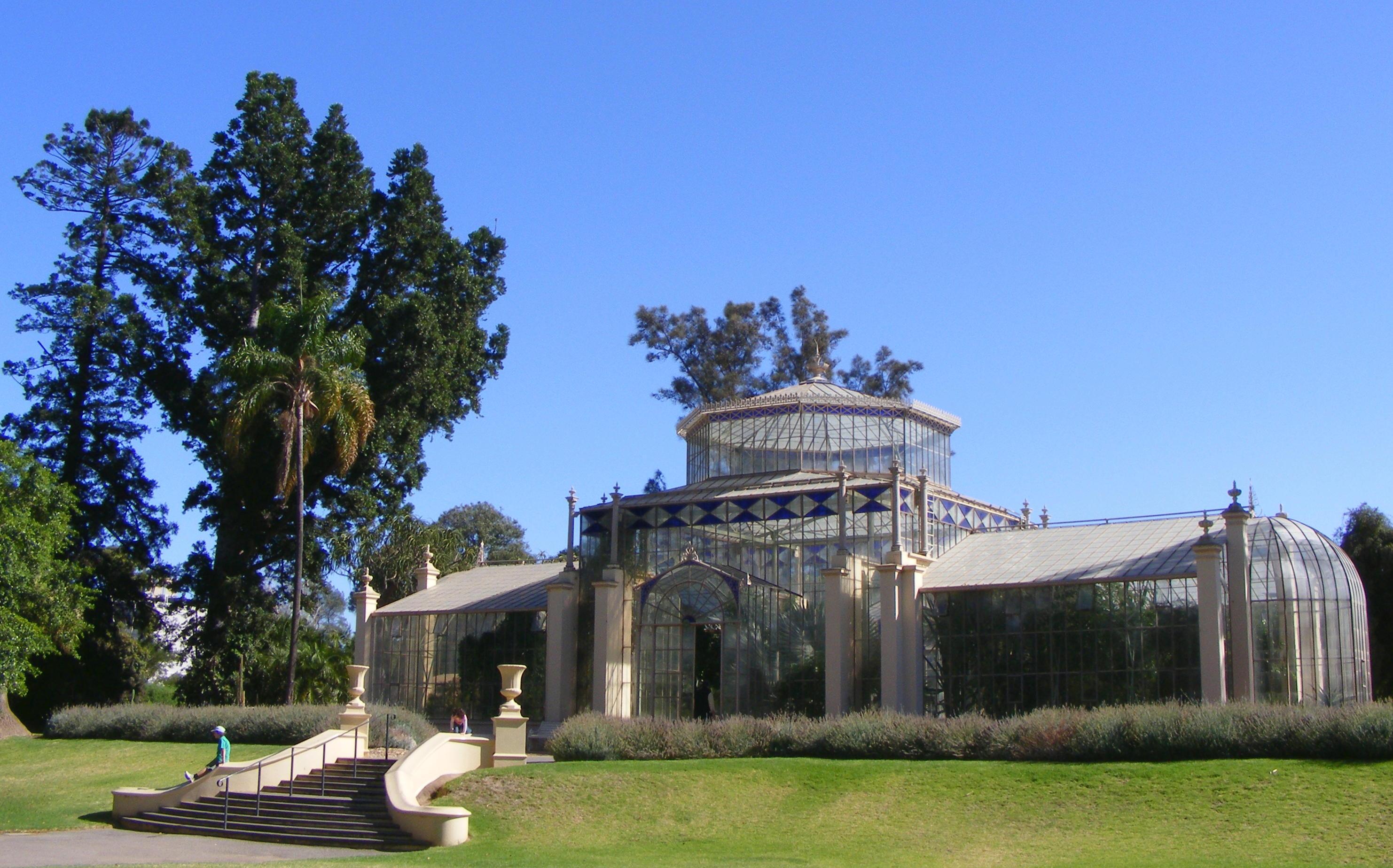 File palm house adelaide botanic gardens oblique jpg for Adelaide house