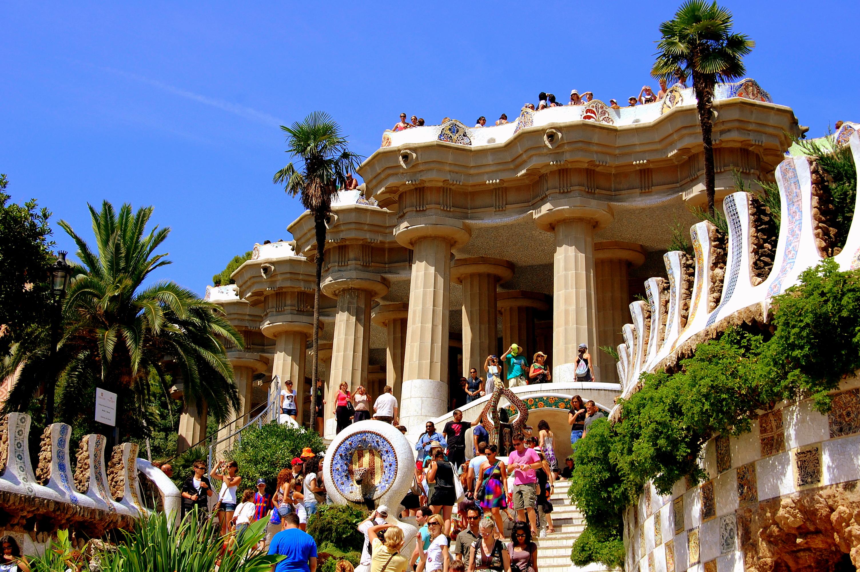 F tes barcelone en 2018 festivals expos v nements for Barcelona jardin gaudi