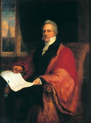 Philip Bliss, Registrar from 1824 to 1853 Philip Bliss.jpg