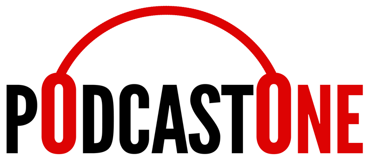 podcastone-podcast-ad-network-logo