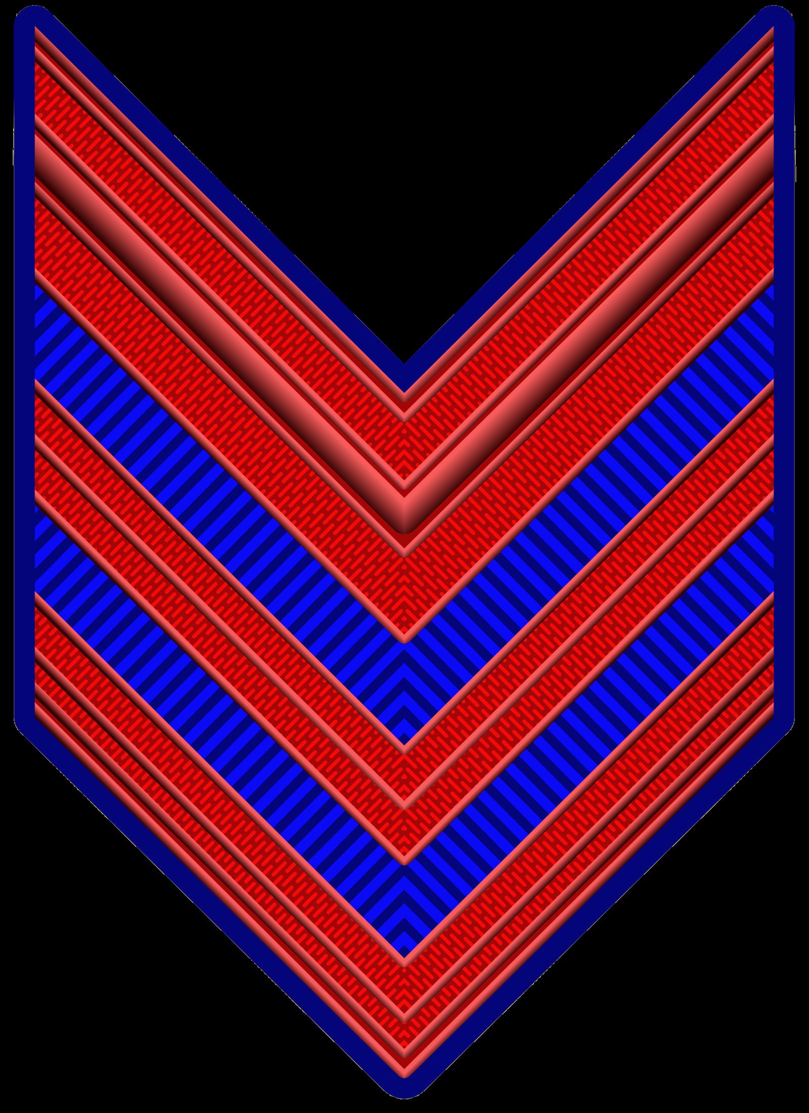 File:Rank insignia of caporale maggiore paracadutista of ...