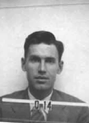 Robert Christy's wartime Los Alamos security badge Robert F. Christy Los Alamos ID.png