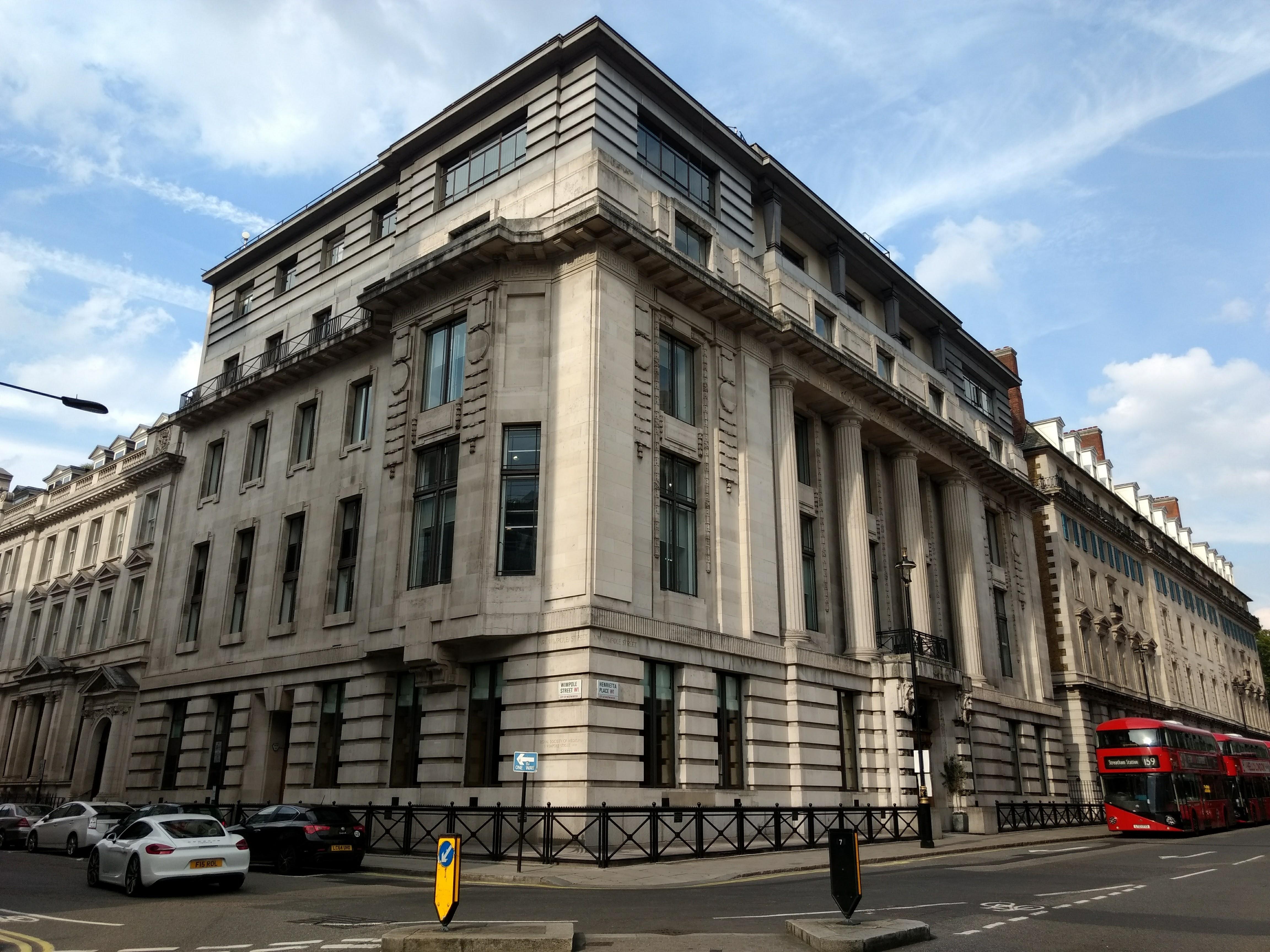 Royal Society of Medicine - Wikipedia