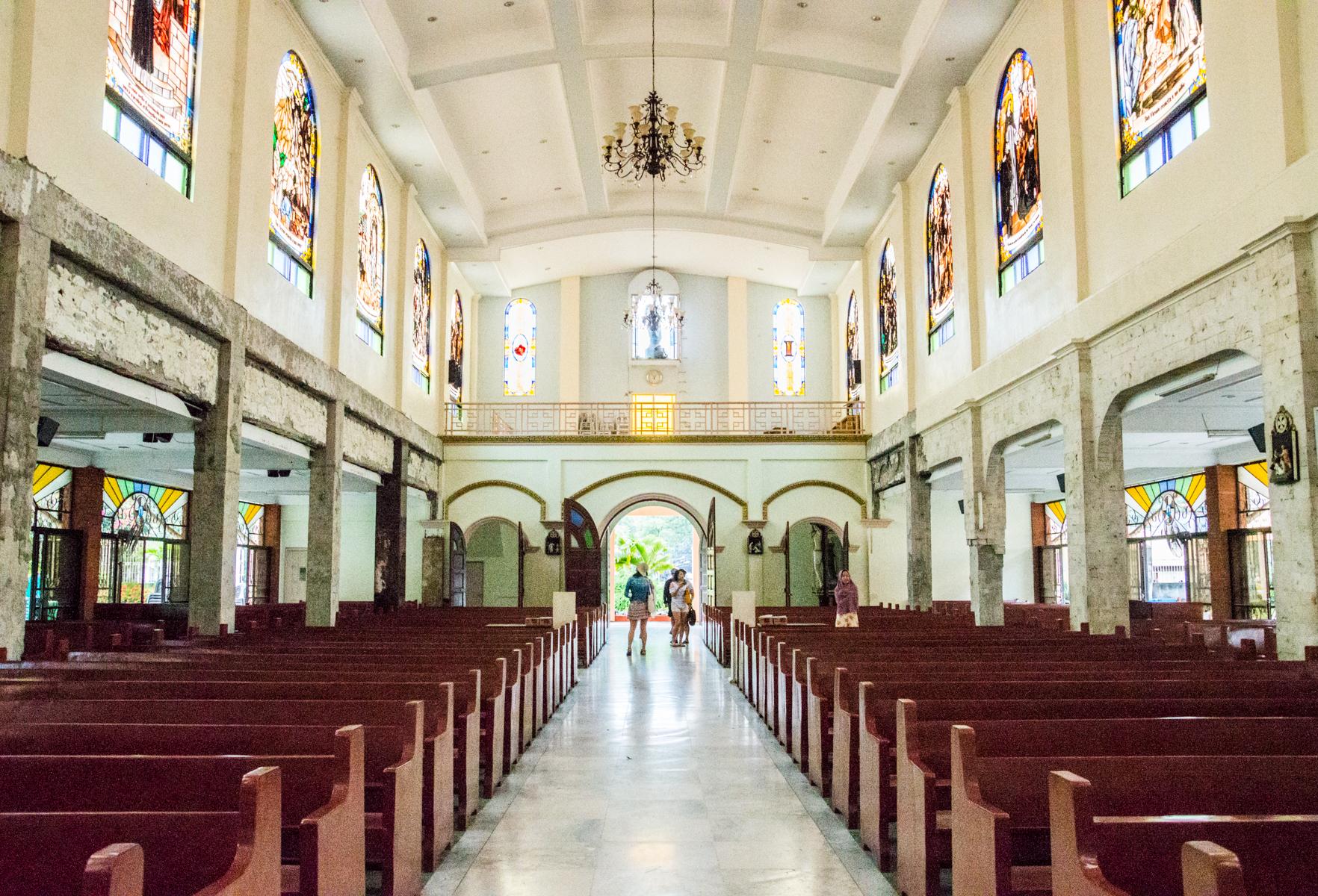 File San Vicente Ferrer Church Main Entrance Interior Jpg