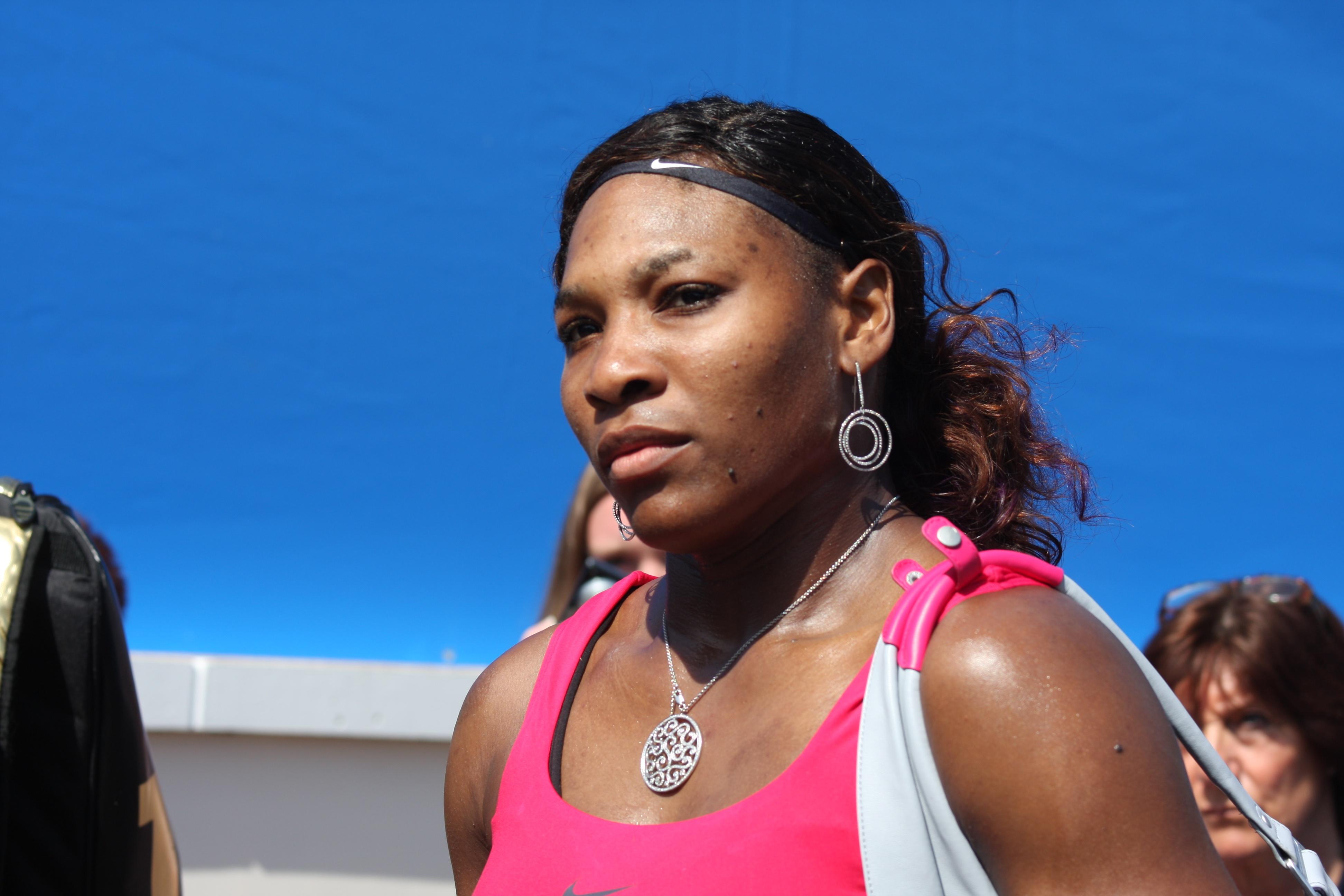 Serena Williams Größe