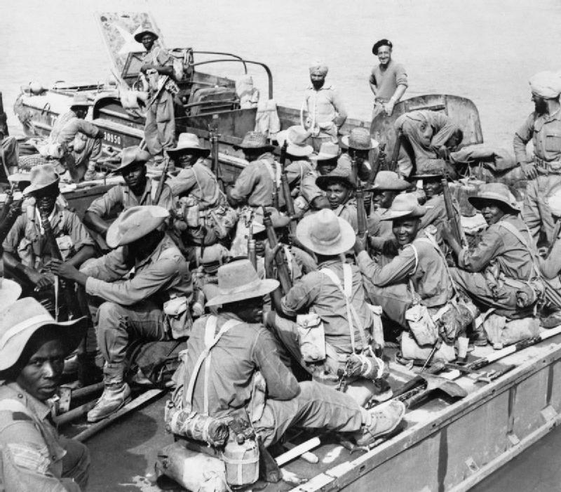 Nyasaland In World War II