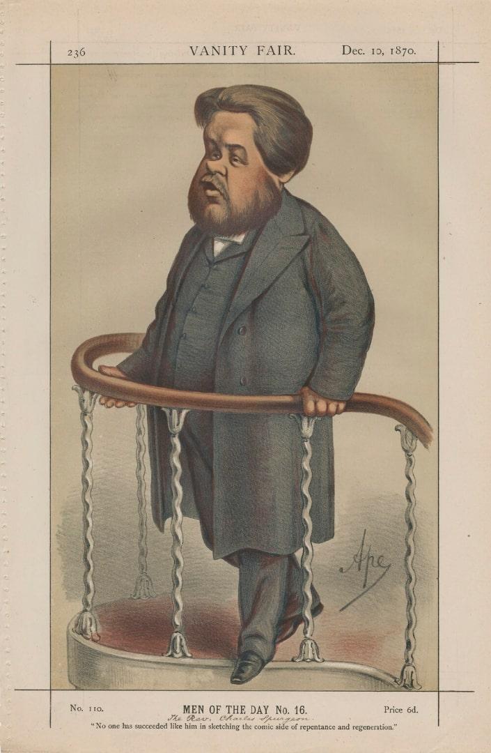 Charles Spurgeon - Wikiwand