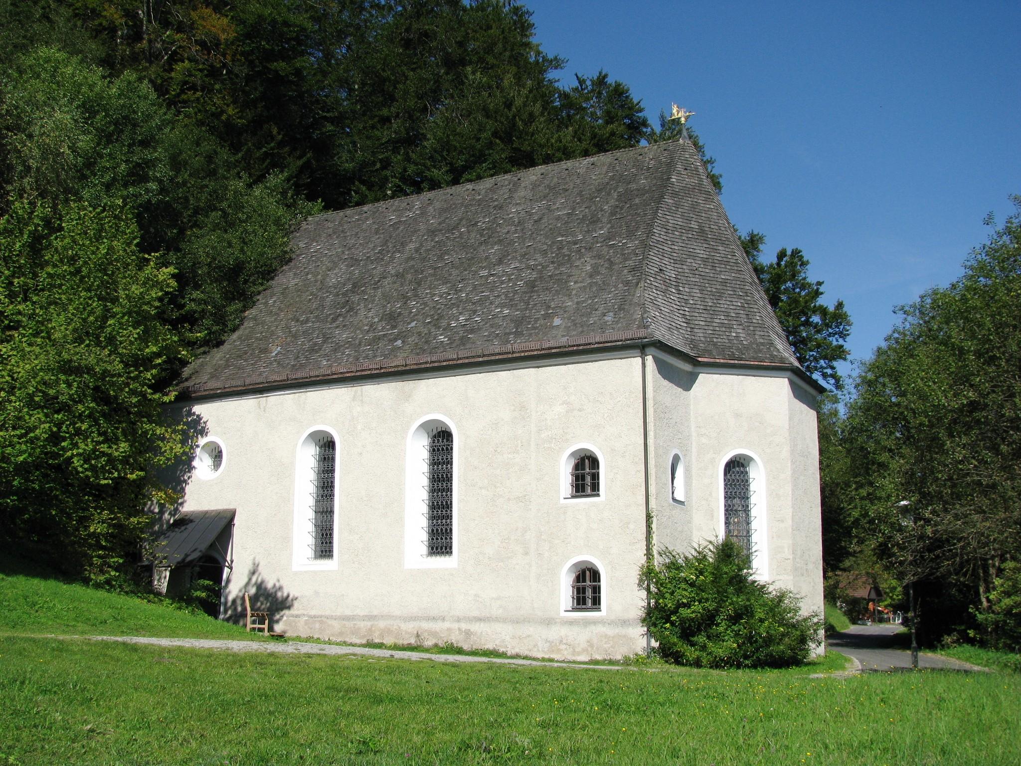 Wallfahrtskirche St. Sebald (Egling)