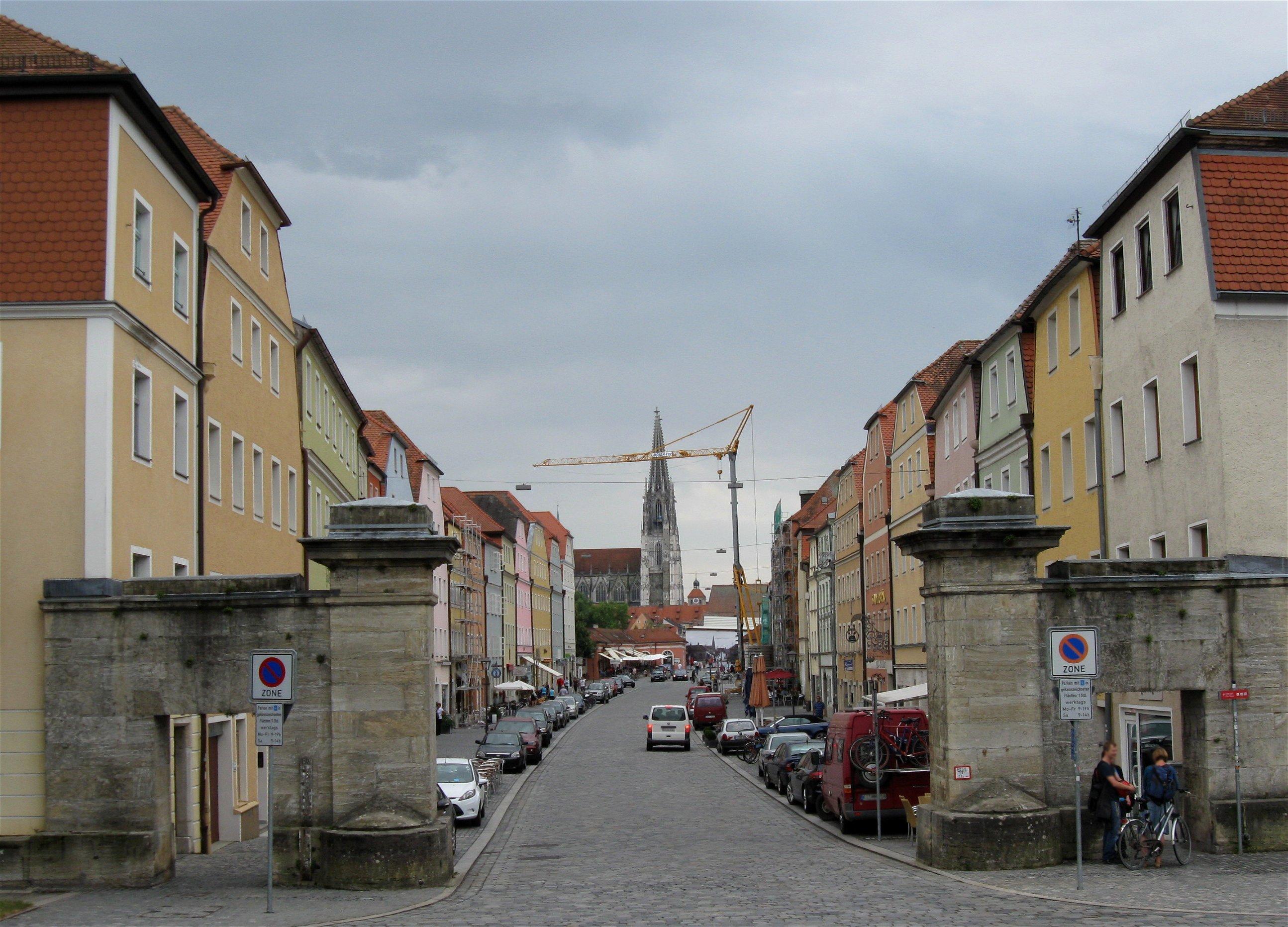 Stadtamhof Regensburg