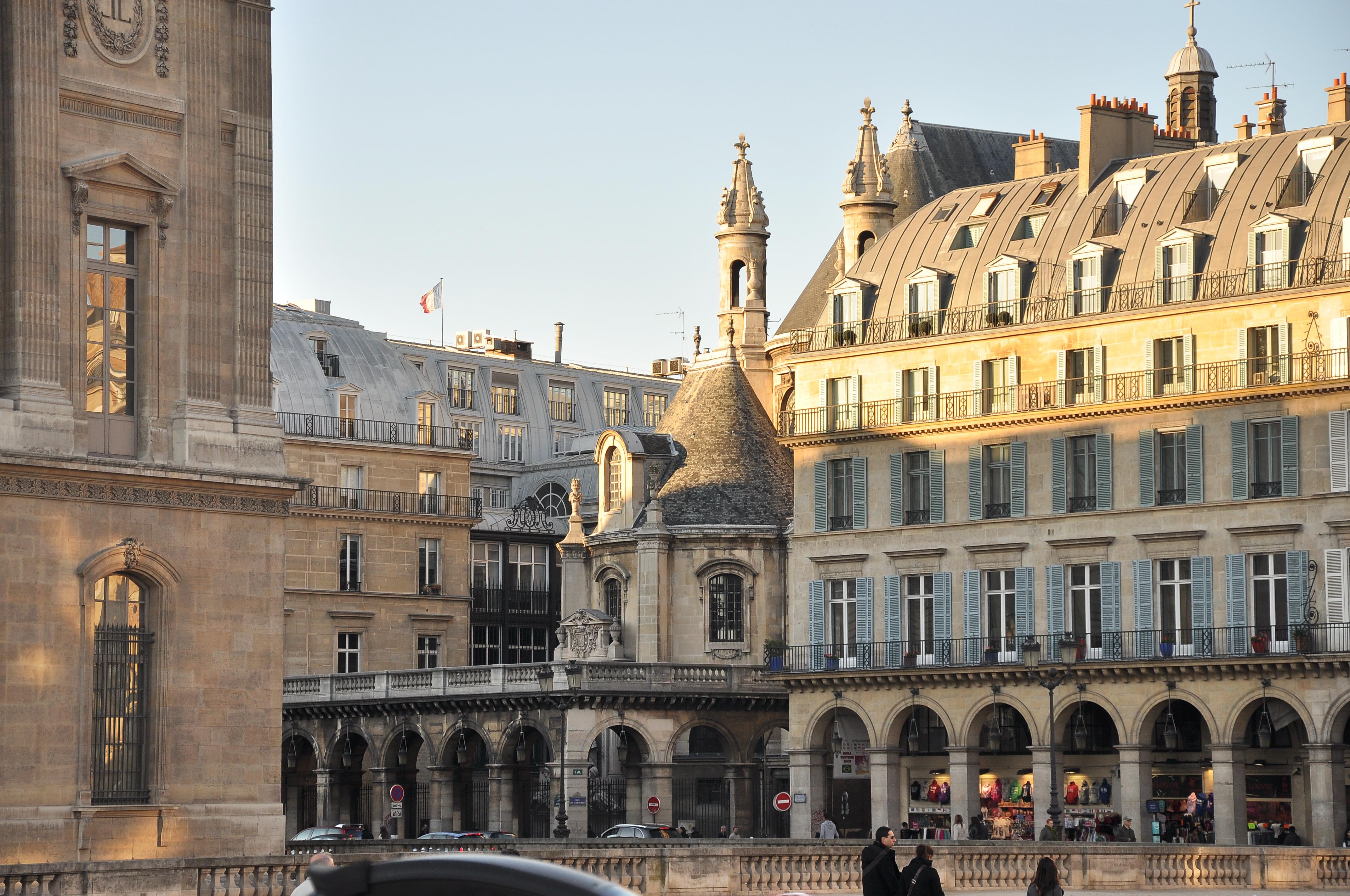Cafe Du Temple Paris