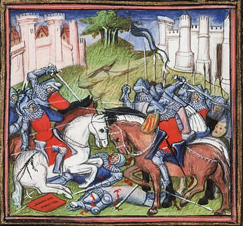 File The Battle Of Calais Jpg Wikimedia Commons