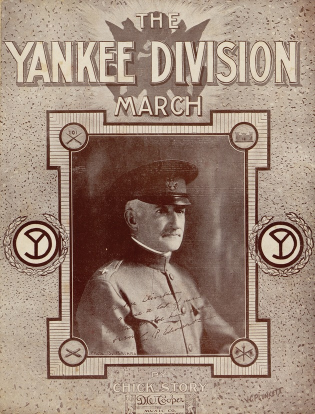 the yankee division march