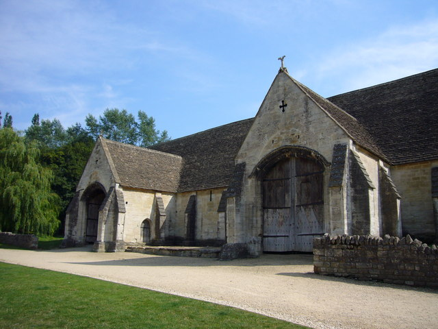 Tithe Barn at Bradford on Avon - geograph.org.uk - 357917