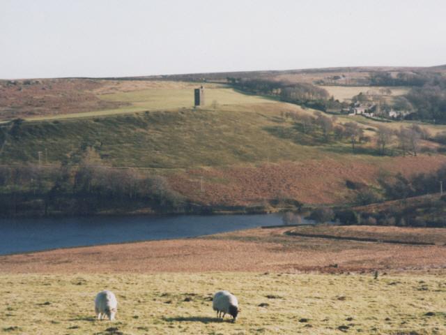 Top end of Strines reservoir - geograph.org.uk - 247934