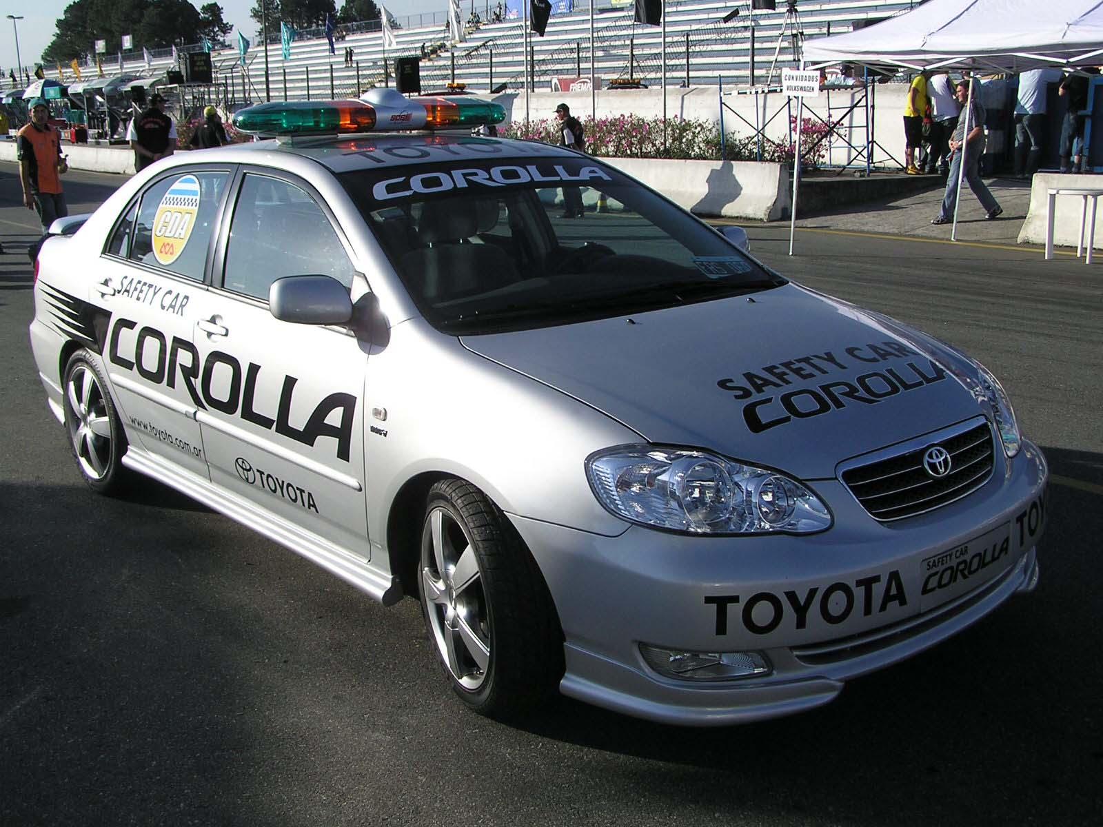 File Toyota Corolla E120 Tc2000 2006 Safety Car Jpg