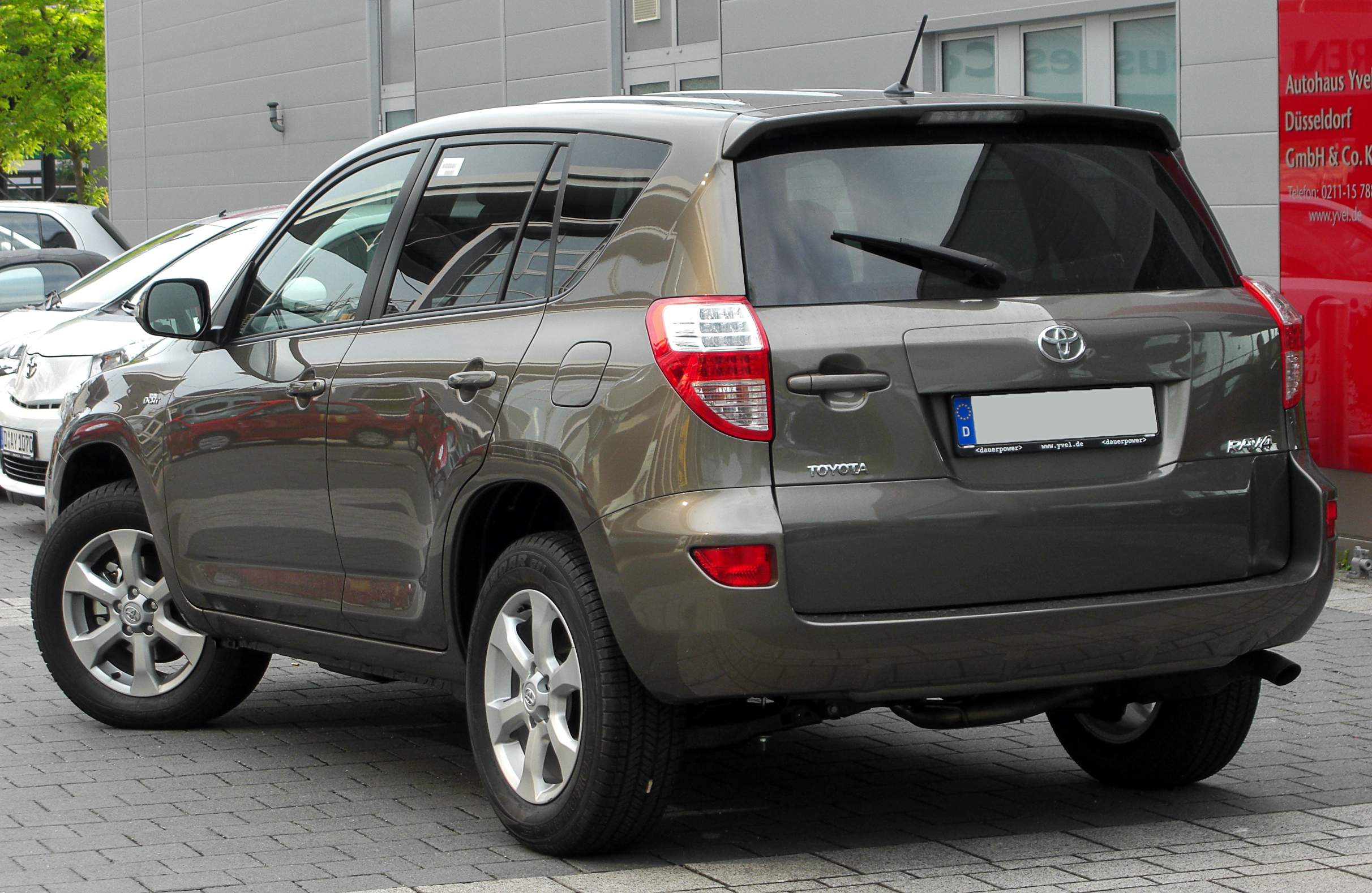 Toyota Rav D Cat  Review