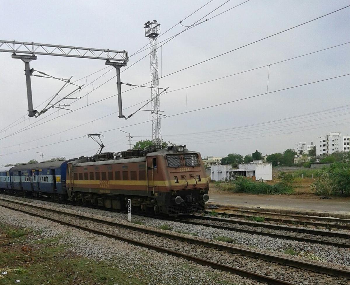 Haripriya Express - Wikipedia