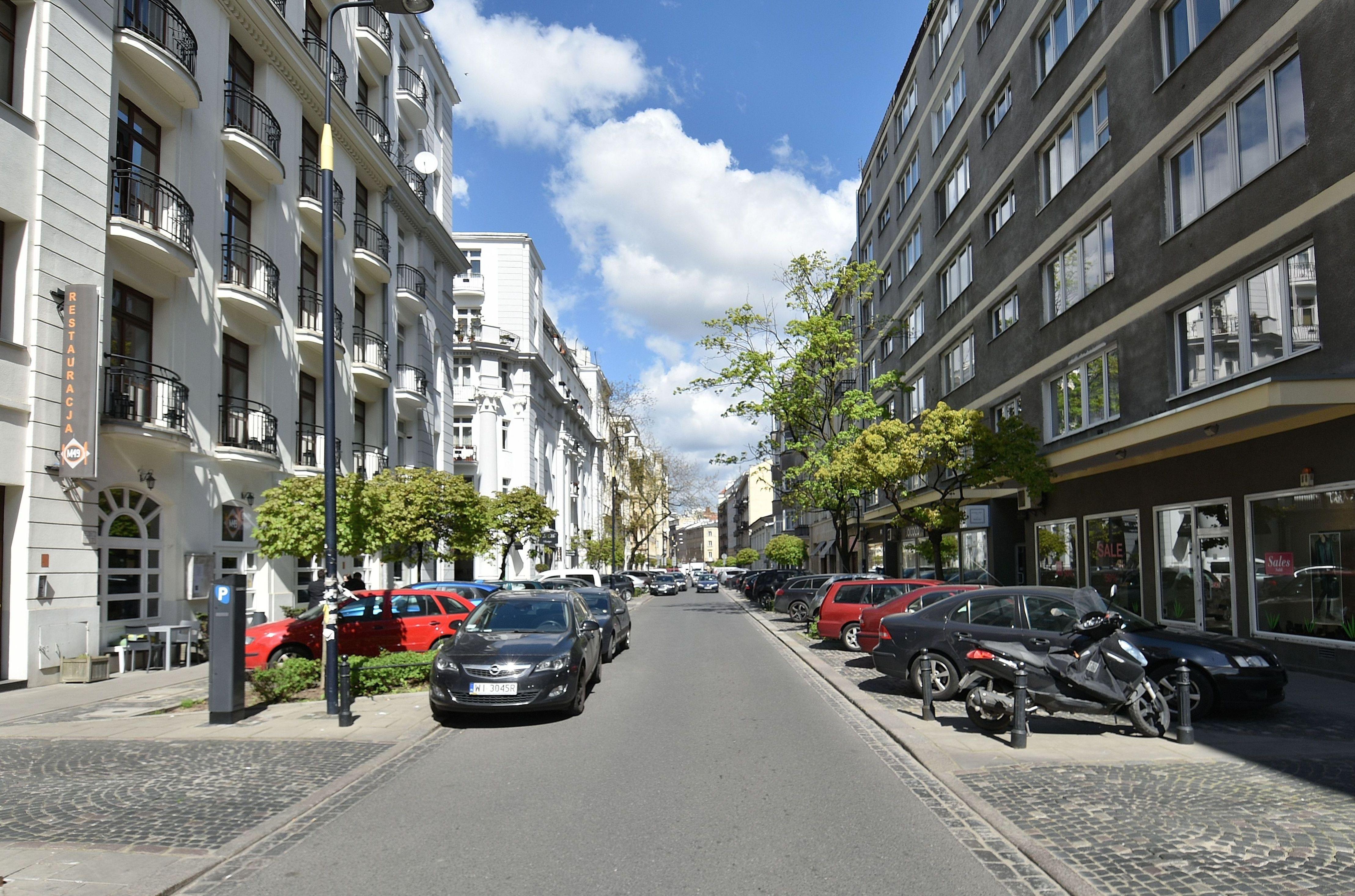 3e6043bb4a Ulica Mokotowska w Warszawie – Wikipedia
