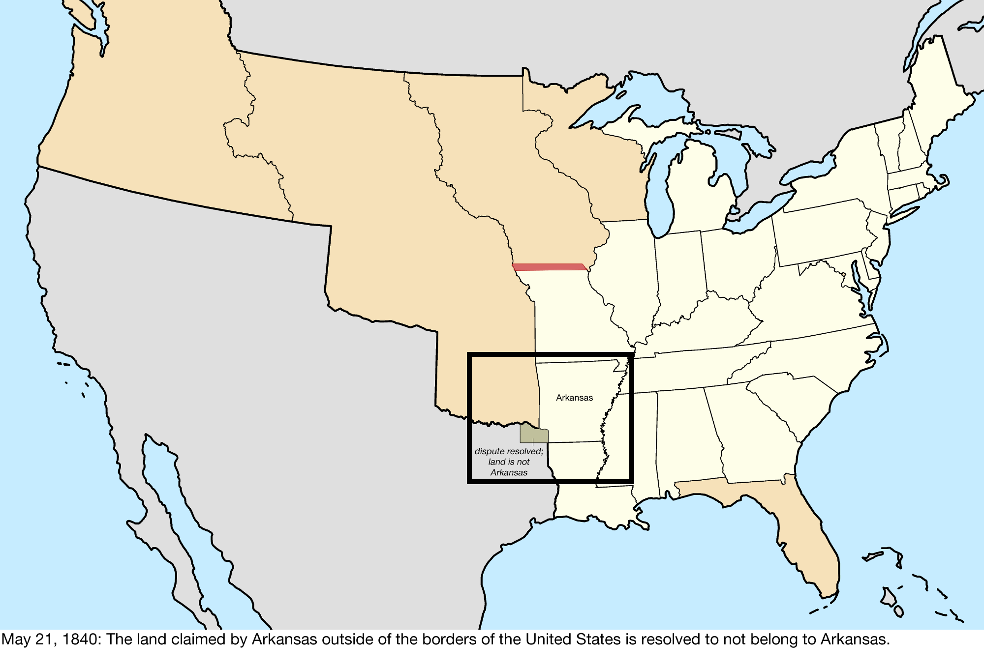 Fileunited States Central Change 1840 05 21png Wikipedia - Us-map-1840