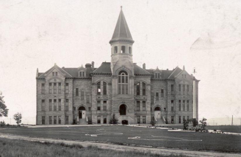 Old Main University Of Wyoming Wikipedia