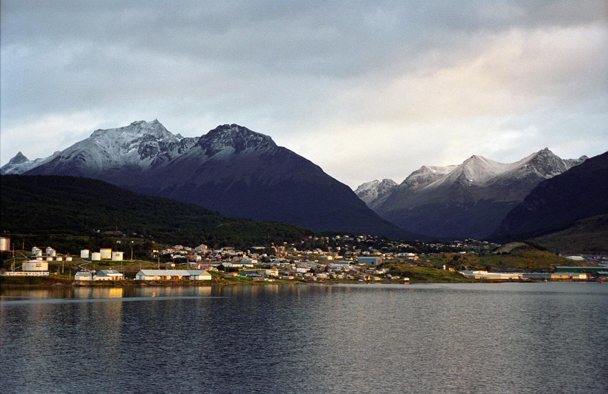 Ushuaia, Tierra del Fuego - Photo © Jerzy Strzelecki @Wikimedia Commons