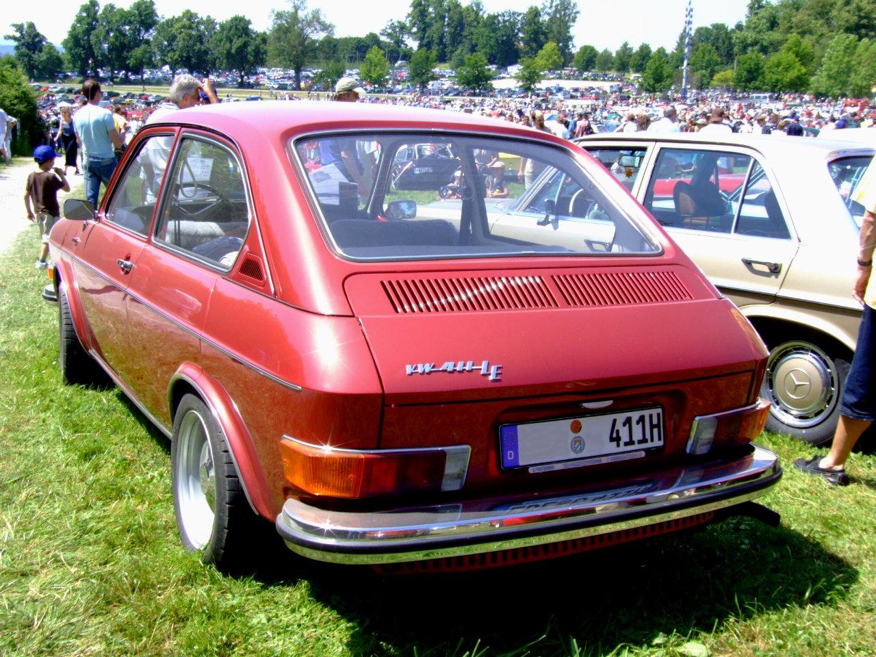 Great Automotive Failures: Volkswagen 411/412 | Ran When Parked