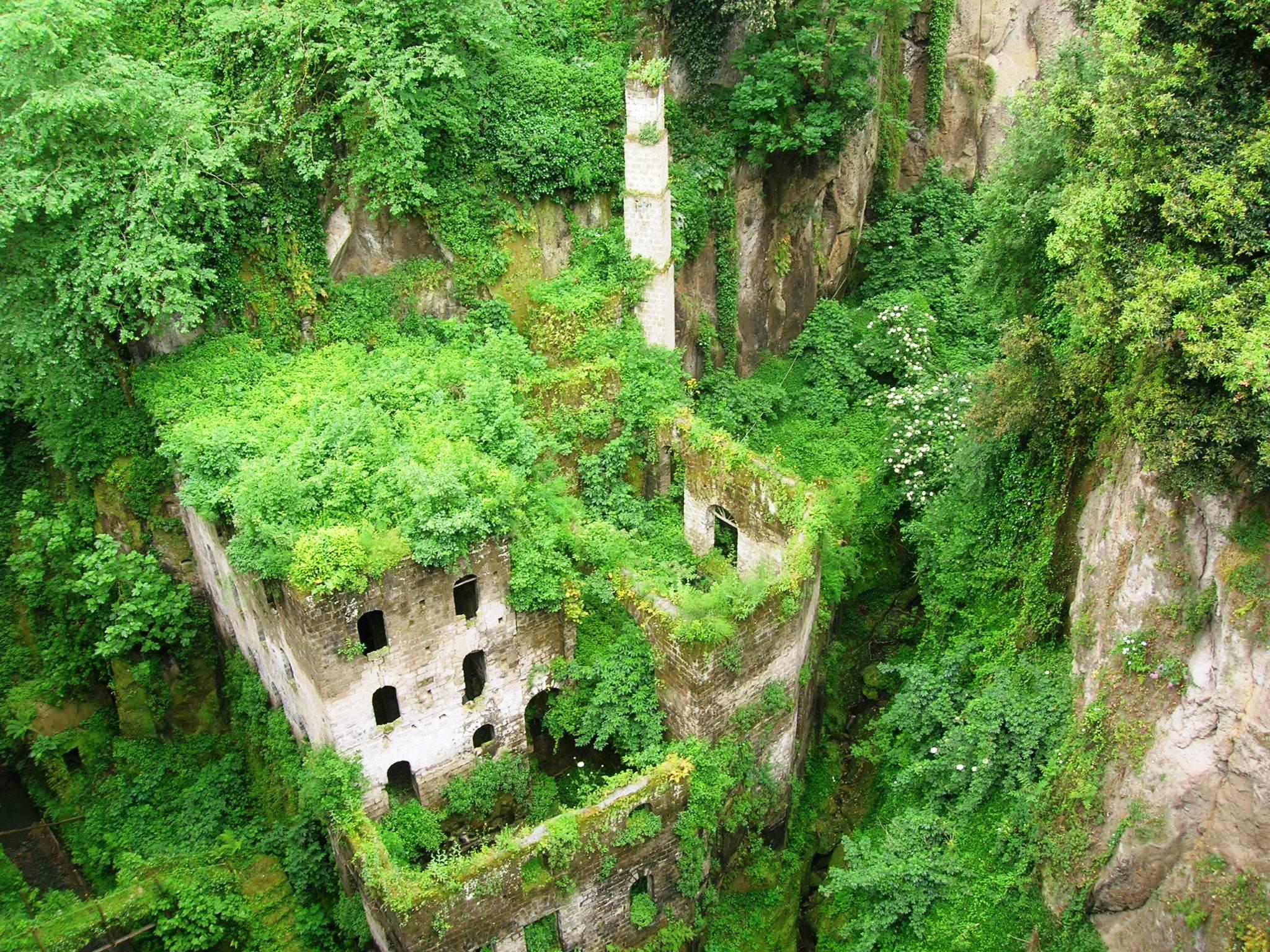 Nature Vs Civilization