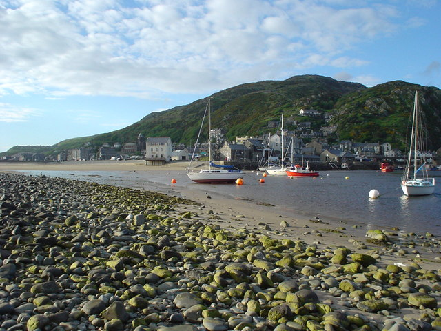"View from ""The Island"". Barmouth. - geograph.org.uk - 585353"